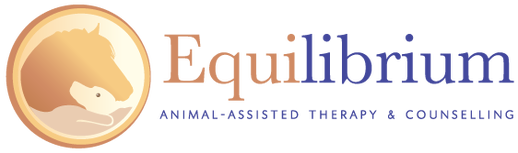 Equilibrium - Animal-assisted therapy & counselling logo